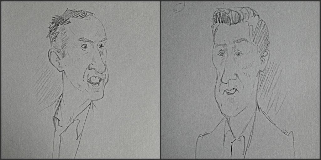Coogan and Brydon by frasierdalek