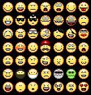 Emoticons by anotherblazehedgehog