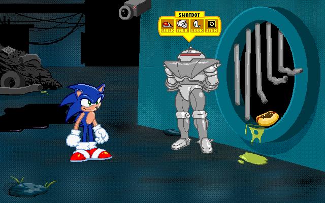 4-01-11: SCUMM Sonic by anotherblazehedgehog