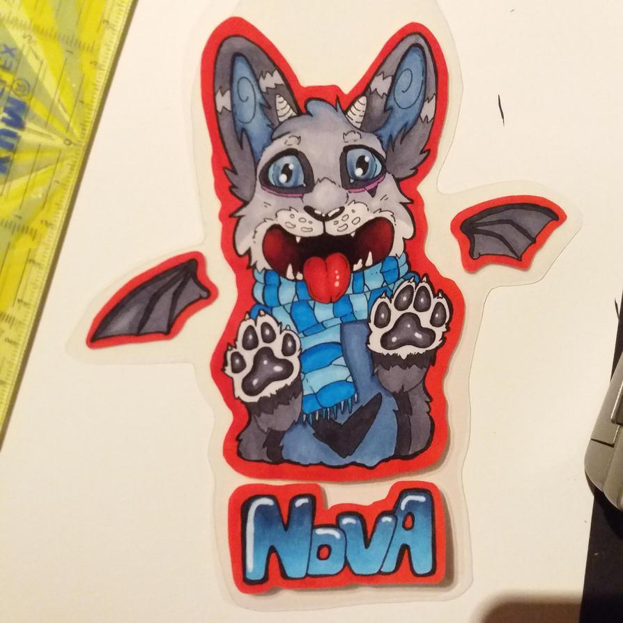 Zoukas wirres Zeichenchaos  - Seite 2 Nova_badge_by_pinkeratte-davgcew