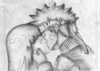 Naruto X Hinata by anirbas10
