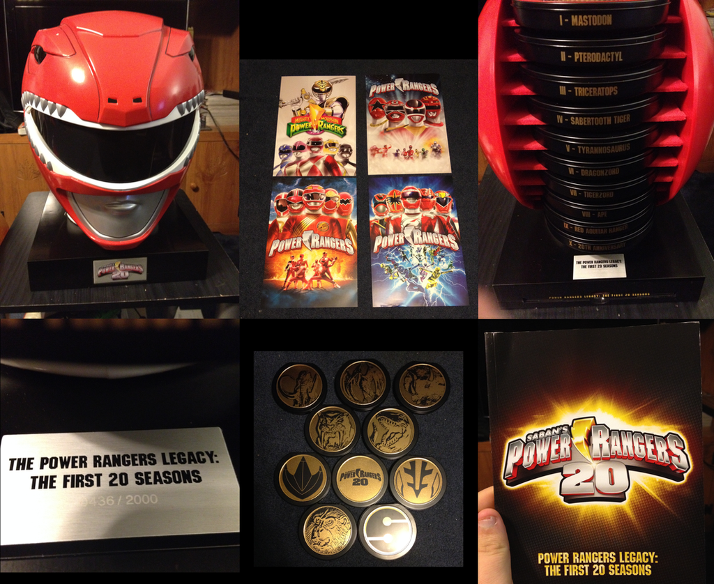 It S Here Power Rangers Legacy Collection By Bassds