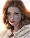 Danaya Lou Portrait