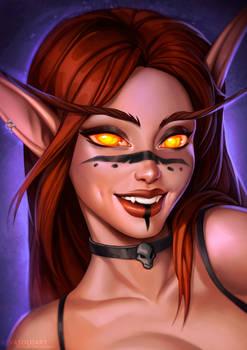 Lea Portrait