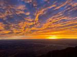 Mountaintop Sunset