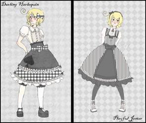 darling harlequin