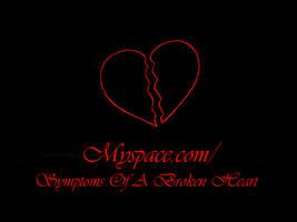 symptoms of a broken heart