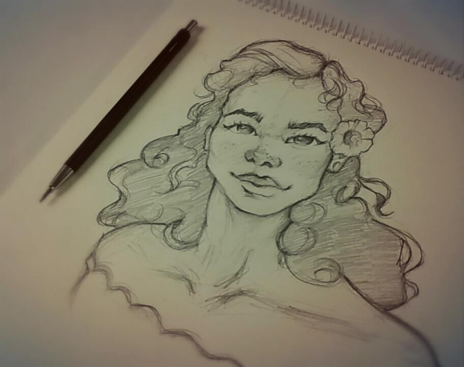 Sketch by sab7ir