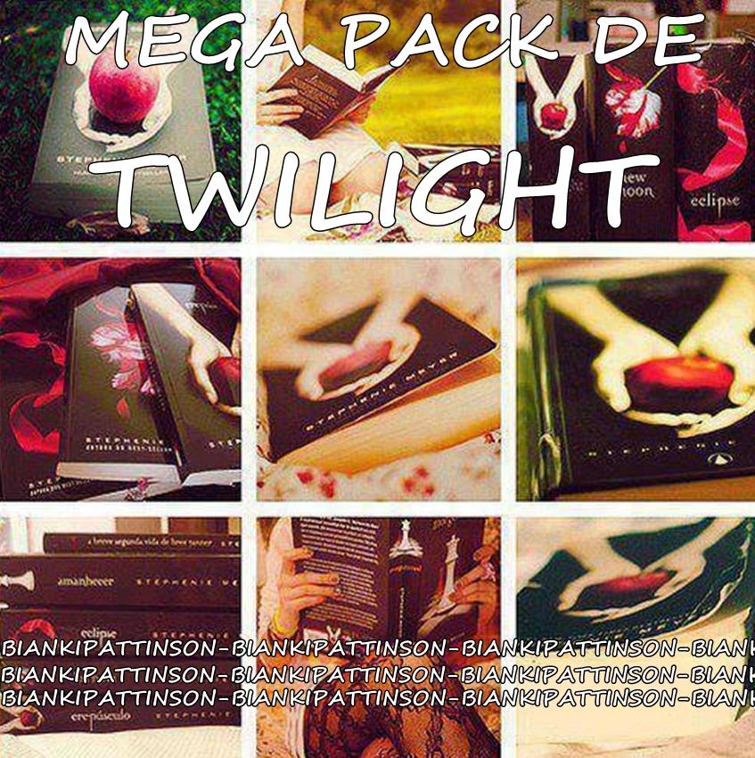 Mega Pack de Twilight by BiancaWeasly