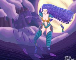 Valkyrie Diana - League of Legends