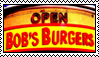 IRL Bob's Burgers Stamp by ElleOVE