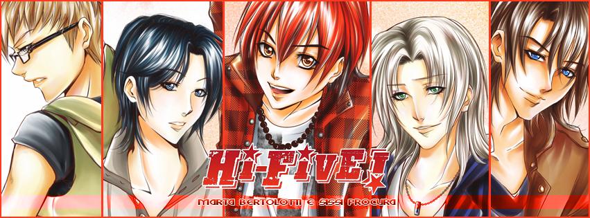 Hi-Five! by xMarsXXX
