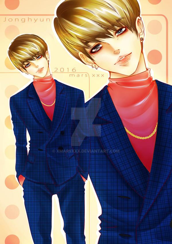 1of1 - Jonghyun by xMarsXXX