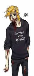 Zombie (Remasterizado), no es mio (ver info) by Bryanchicozombie
