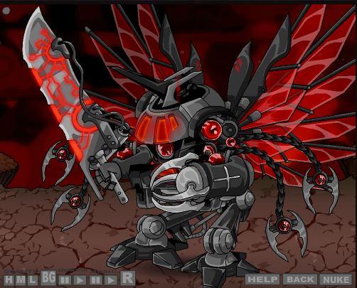 Overseer Enforcer by SacredSpirit123