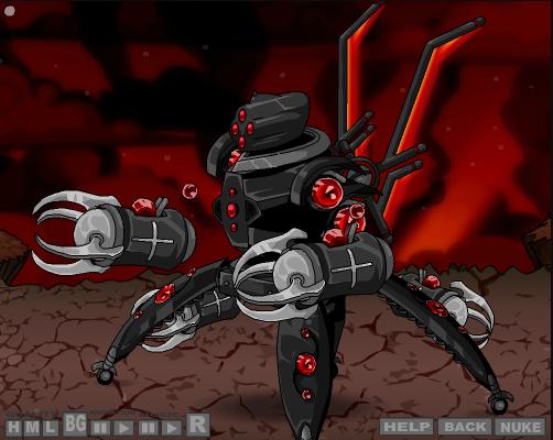 Overseer Rachnid: Strain Alpha by SacredSpirit123