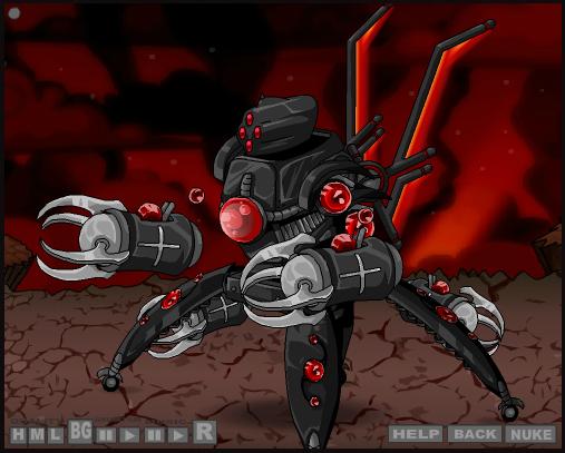 Overseer Rachnid: Strain Beta by SacredSpirit123