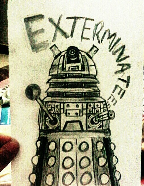 Exterminate by uniquetia