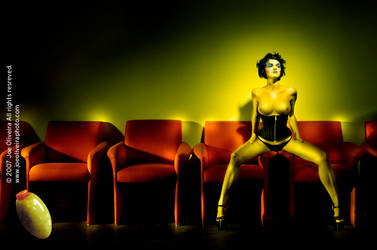 Corset and Chairs by gesmodel