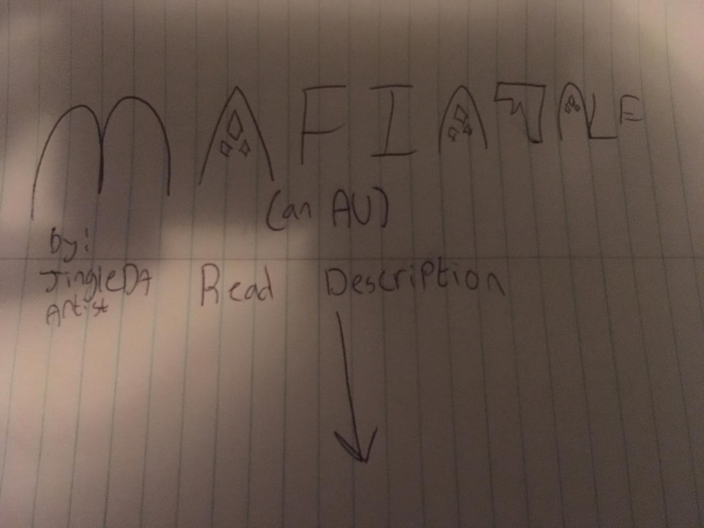 MafiaTale, an AU by JingleDaArtist