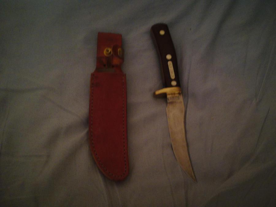 Knife 2 by Tremea