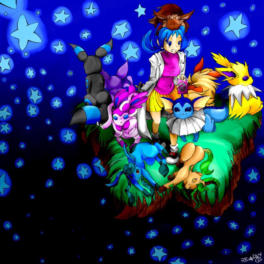 Crystal Stars by REA-Senpai