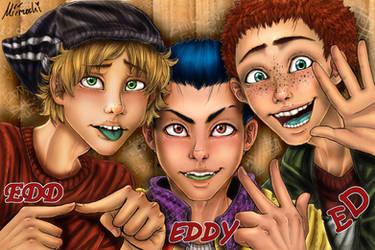 -:: Ed Edd n' Eddy ::- by Miimochi