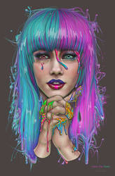 Color Me Toxic by Miimochi