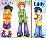 Ed, Edd, n Eddy