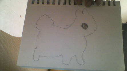Bunny Sketch 9/3/2017