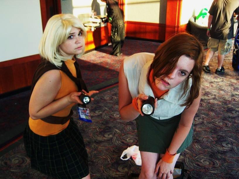 Slient Hill vs Resident Evil by Chibi-Tohru
