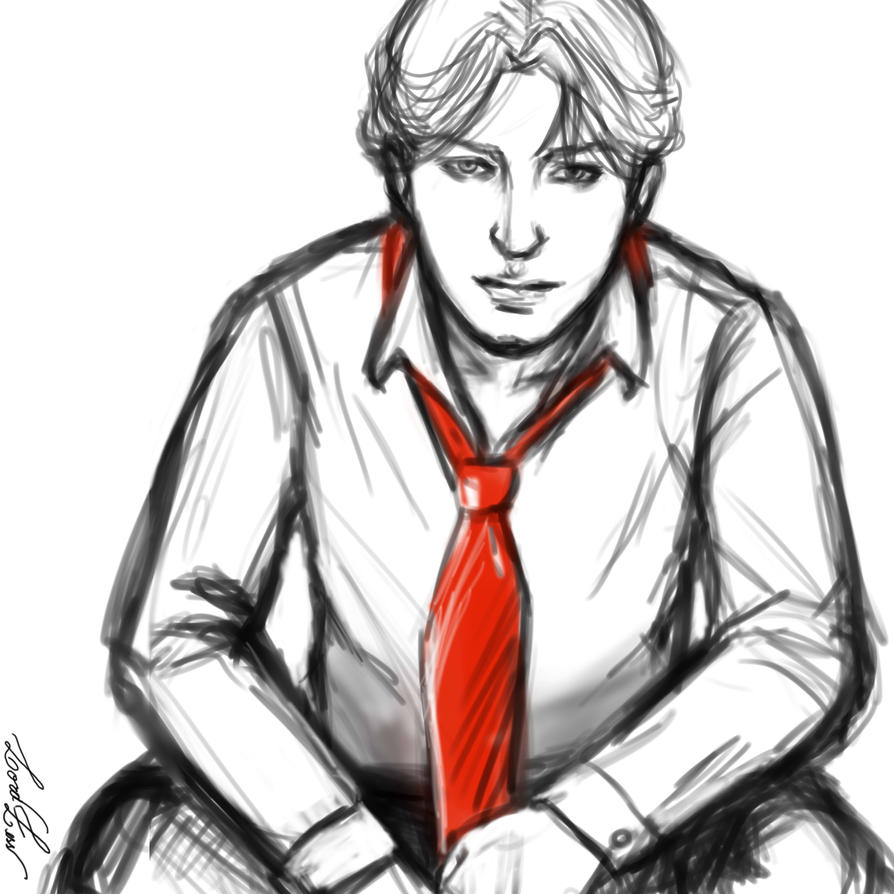 Johan Liebert By LordZess On DeviantArt