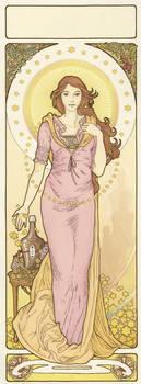 Art Nouveau Affiche