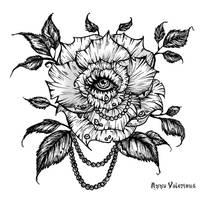 Rose1 by black-kittie