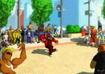 Dance Battle II Champion Edition