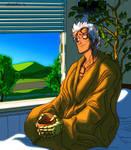 Asura's Calmness by ValentrisRRock