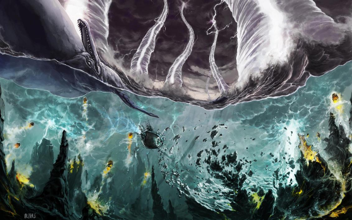 MAPL: Rowdy Ocean by ValentrisRRock