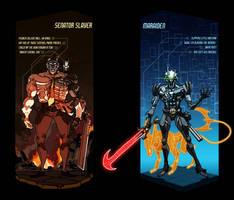 Senator Slayer (alt skin concept)