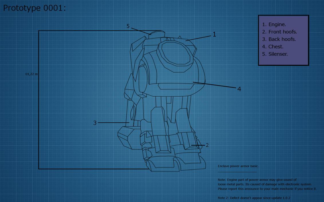 Power armor blueprint by texas doughnut on deviantart power armor blueprint by texas doughnut malvernweather Gallery
