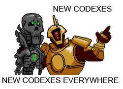 New codex by TheDukeDog