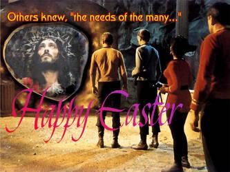 Easter Trek-1 by Captain34