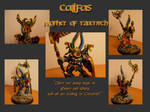 Califas - Prophet of Tzeentch