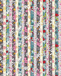 cute lucky stars paper'3 by floritty