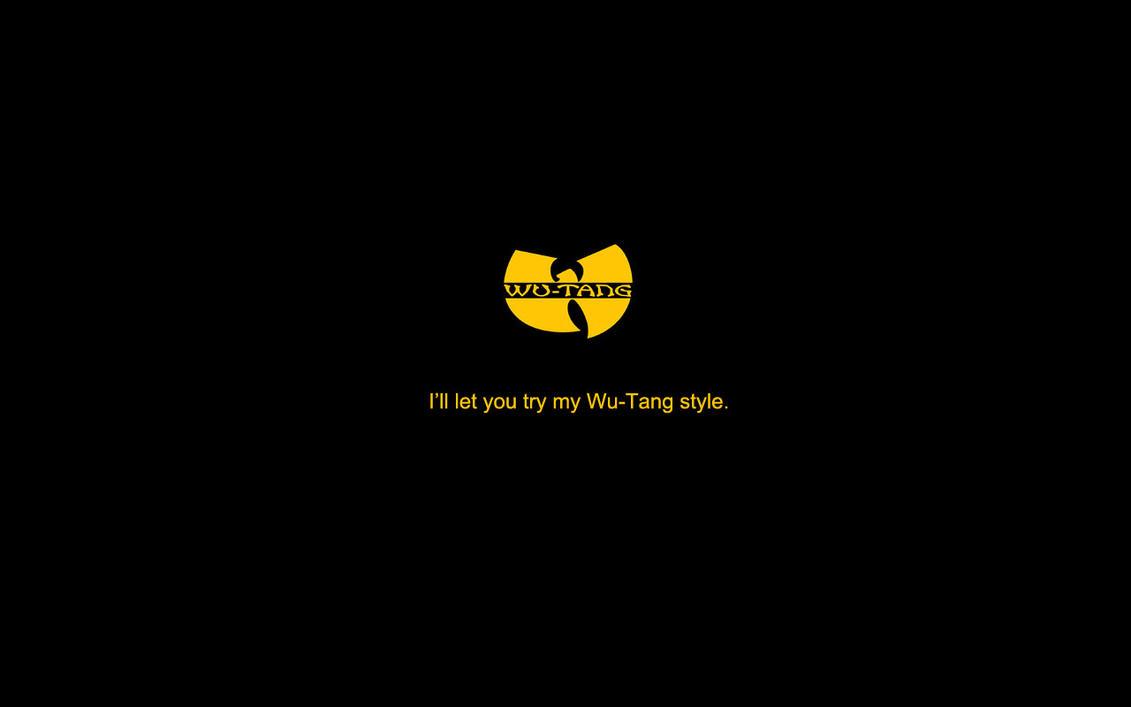 Wu Tang Style By Bbwilson12 On Deviantart