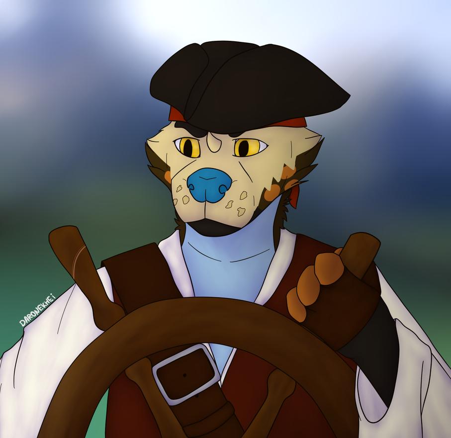 Look, I'm a pirate by daronekhei