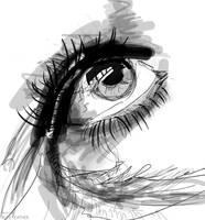 Eye Test by BeBlueFeather