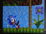 An Ordinary Green Hill Zone Picture