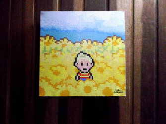 The Sunflowers Field (SOLD) by wiKiwi