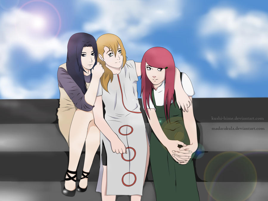 Hot! she's kushina uzumaki help fucks ladies