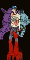 L4D: Zombie Killing Machine